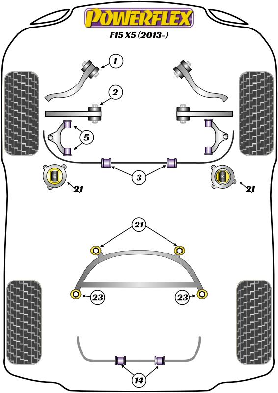 X Series - F15 - X5 - 2013-