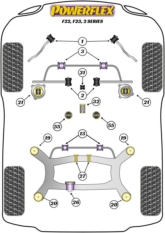 2 Series - F22, F23 - 2013-