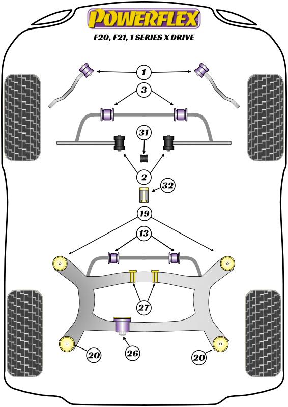 1 Series - F20, F21 - xDrive - 2011-