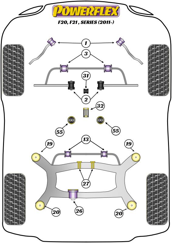 1 Series - F20, F21 - 2011-