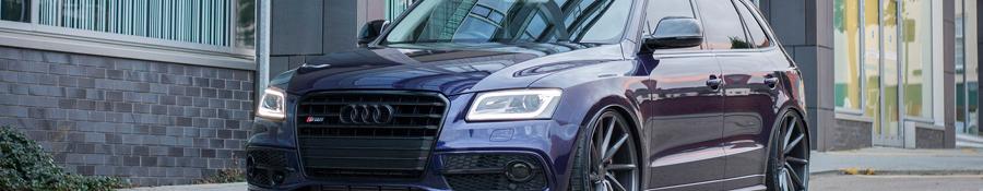 Audi SQ5 Project