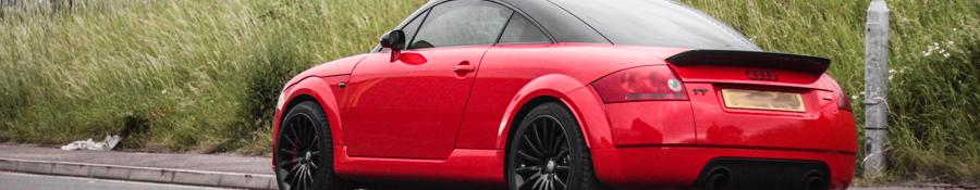 Audi TT Mk1 ARL
