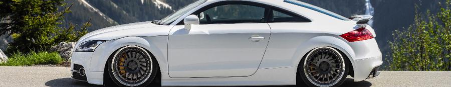 Audi TT TDI Mk2