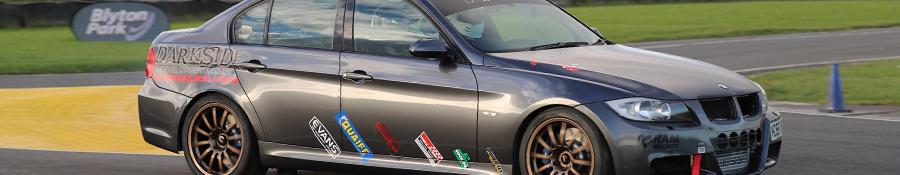 BMW 330D Track Car