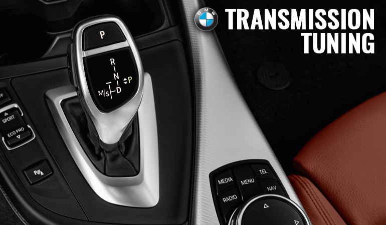 Darkside Developments - BMW Transmission Tuning