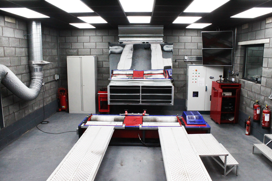 Dyno Cell
