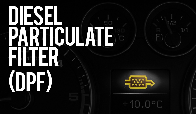 Darkside Developments - Diesel Particulate Filter (DPF)