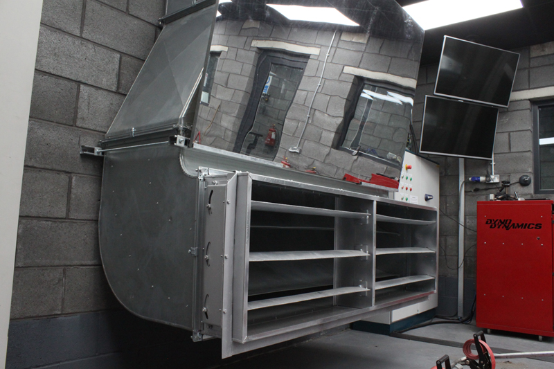 Dyno Cell fans