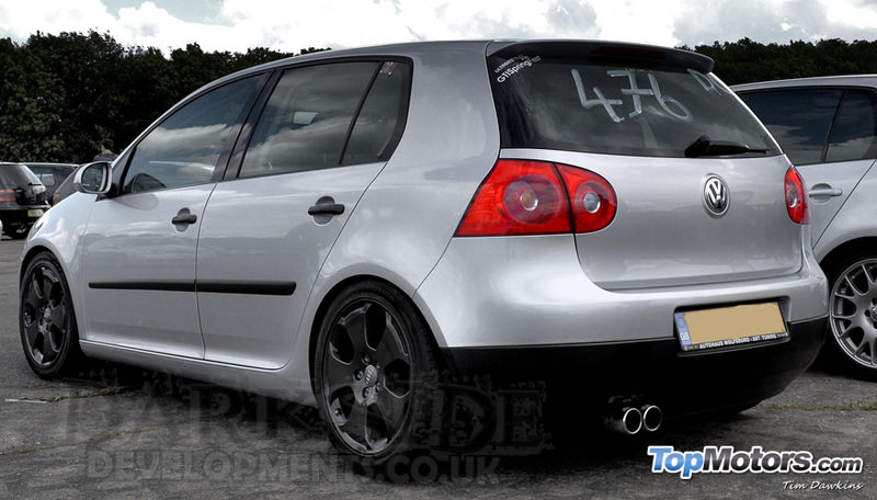 golf mk5 gti wheel spacers