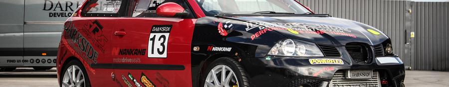 Seat Ibiza Track Car Project
