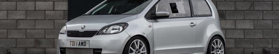 Skoda Citigo AWD Project