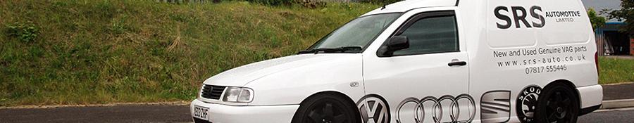 VW Caddy Mk2 ALH