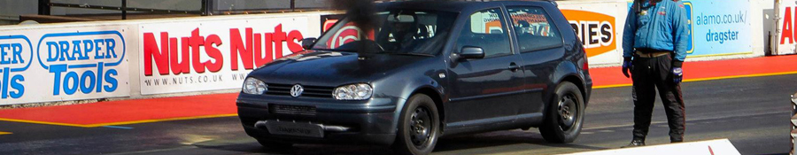 VW Golf 4-Motion Project