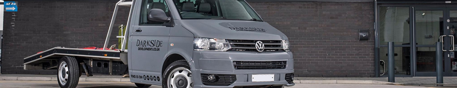 VW Transporter Recovery Project